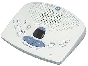 GE 29868GE1 Digital Answering Machine