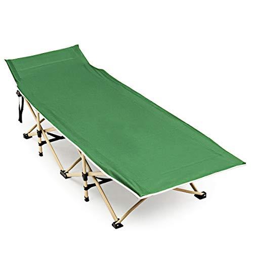72' Folding Cot - FDInspiration Green 72