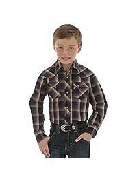 Wrangler Riverbend Plaid Shirt