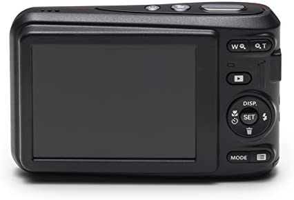 "Kodak PIXPRO Friendly Zoom FZ43-RD 16MP Digital Camera with 4X Optical Zoom and a couple of.7"" LCD Screen (Red)"