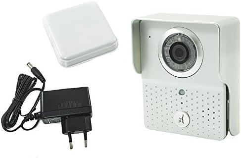 Videoportero con timbre inalámbrico con WiFi compatible con ...