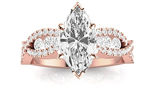 1.11 Ct Marquise Diamond - 1