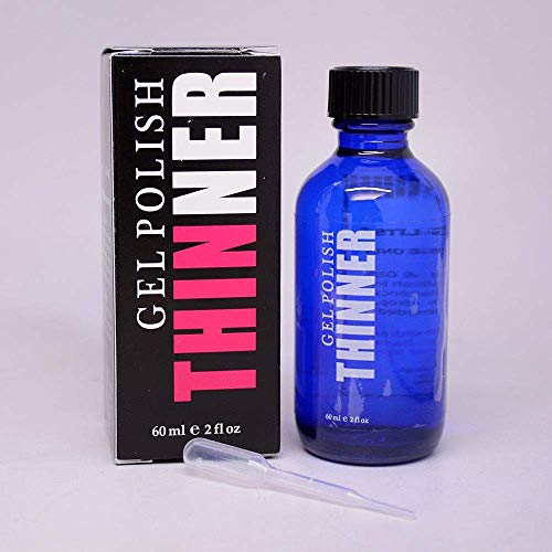 Gel Polish Thinner 2fl.oz