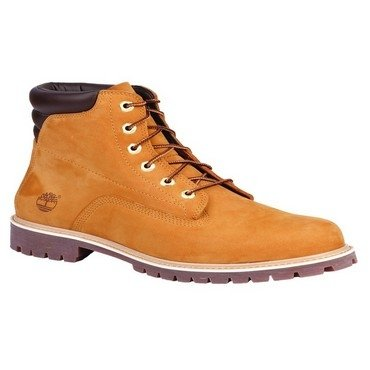 Timberland 6 in Basic Alburn Waterproof, Bottes Homme WHEAT