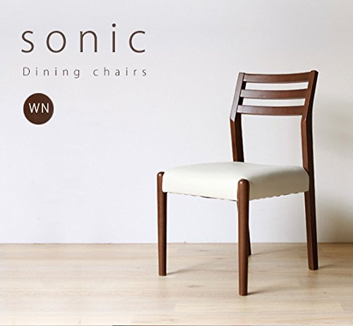 ソニック ダイニングチェア 椅子 (ブラウンBR1脚) B01I4EVVIS ブラウンBR1脚 ブラウンBR1脚