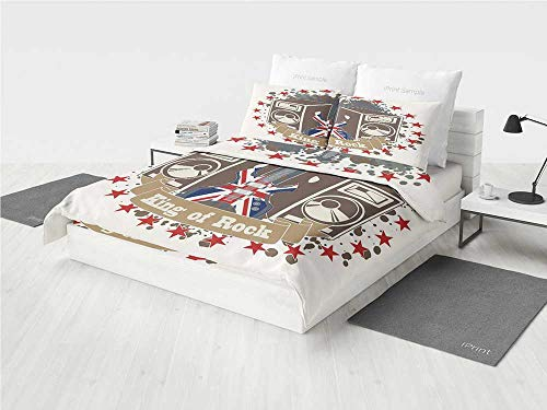 popstar party lodge bedding sets