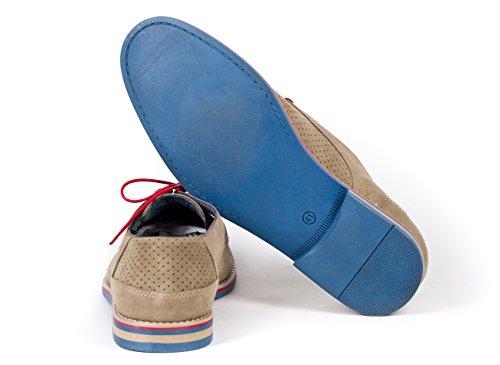 nicolabenson , Chaussures à lacets et coupe classique homme