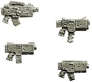 Spellcrow Salamandra Knights Melting Guns