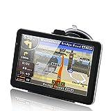 FidgetGear Car GPS Navigation 7inch 256MB+8GB HD Car Truck GPS Navigation GPS Car Navigator Southeast Asia map