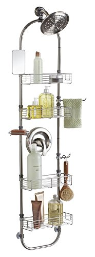 mDesign Hanging Bathroom Station Conditioner product image