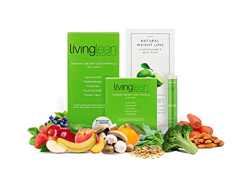 Living Lean Weight Loss Cleanse Kit for 5 Days - Natural Organic - Alkaline Your Body for Sustainable Weight Loss & Digestion Support-Colon, Kidney, Liver & Bowel Cleanser - High Strength by Living Lean (Image #8)