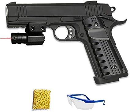 GE3014 Golden Eagle Pistola de Airsoft Calibre 6mm (Arma Aire Suave de Bolas de plástico o PVC). Sistema: Muelle. <3,5J