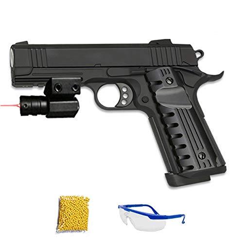 Sistema: Muelle 3,5J GE3014 Golden Eagle Pistola de Airsoft Calibre 6mm Arma Aire Suave de Bolas de pl/ástico o PVC