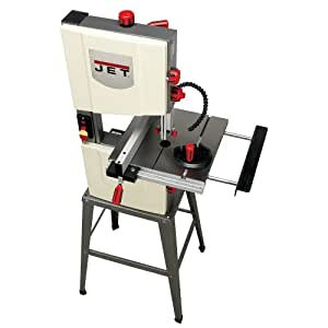 Jet JWBS-10OS 10-Inch Band Saw with Stand