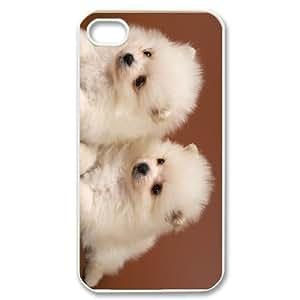IMISSU Pomeranian Phone Case for iPhone 4/4S