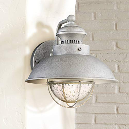 Galvanized Outdoor Wall Lighting in US - 9
