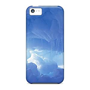 Hwu12073eSxL Cases Covers Ice Blue Iphone Wallpaper Iphone 5c Protective Cases