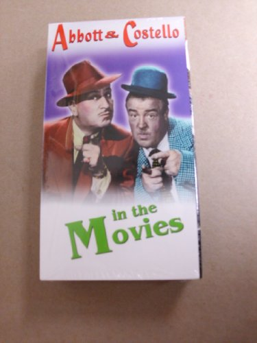 Abbott & Costello - In the Movies - Good Times - 05-08442 - VHS Tape