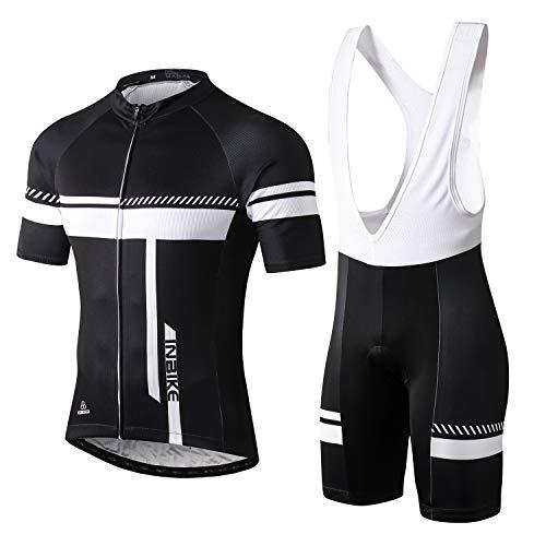 INBIKE Men's Cycling Jersey