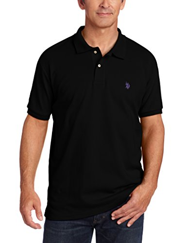 us-polo-assn-mens-solid-interlock-short-sleeve-polo-black-large