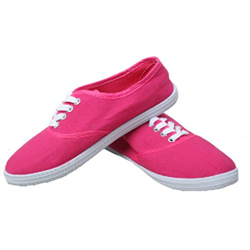 Leichte Damen Sommerschuhe Sommer Schuhe 36 37 38 39 40 41 viele Farben NEU Pink
