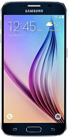 Samsung Galaxy S6, G920P Black Sapphire 32GB - Sprint (Certified Refurbished)