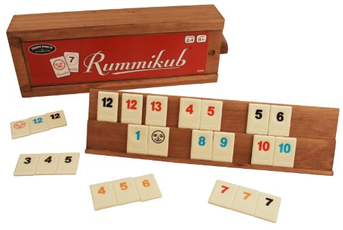 Rummikub, 106 Tiles - Poker Attache