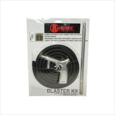 Economy Portable Blaster Kit, 80-125 PSI by AllSource