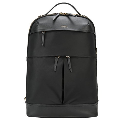 Targus Newport Backpack for 15-Inch Laptops, Black (TSB945BT) from Targus