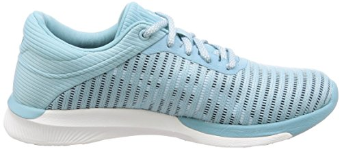 Femme Rush Asics De Blue Bluewhitesmoke Fuzex Chaussures Adapt porcelain Running 1401 Turquoise OYwgpqZ
