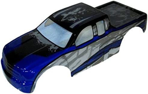 B00E5L7PVW Redcat Racing Truck Body (1/5 Scale), Blue 41T5juXCpbL.