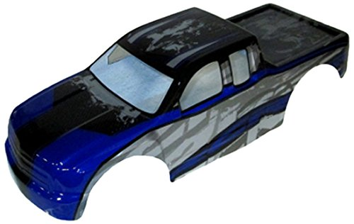 (Redcat Racing Truck Body (1/5 Scale), Blue)