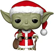 Pop Star Wars: Holiday - Santa Yoda