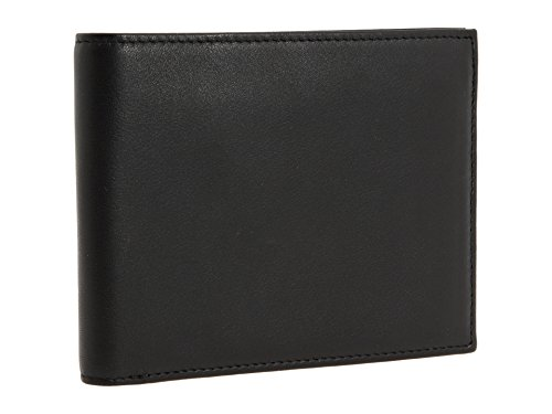 Bosca Men's Nappa Leather Continental ID Credit Card Wall...