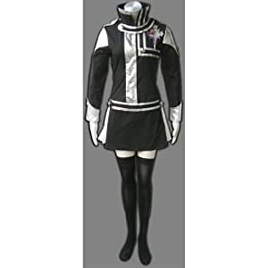 CTMWEB D.Gray Man Cosplay Lenalee Lee Exorcist 1st Ver Uniform Small