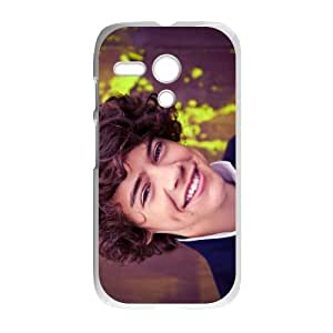 Harry Styles Motorola G Cell Phone Case White kdlt
