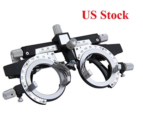EFK-II Supply Best Quality Titanium Optical Optic Trial Lens Frame Eye Optometry Optician SHIP FROM US