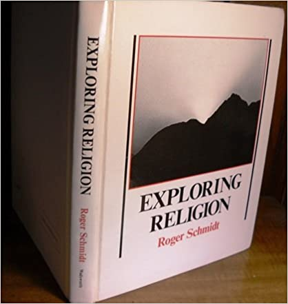 Book Exploring religion