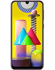 Samsung Galaxy M31 Dual SIM - 128GB, 6GB RAM, 4G LTE - Red