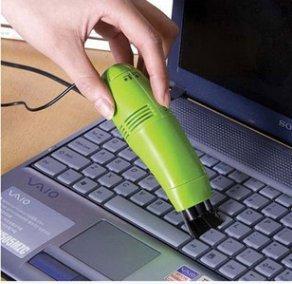 Conexión USB Mini Aspirador para el ordenador portátil PC Computer Keyboard: Amazon.es: Electrónica