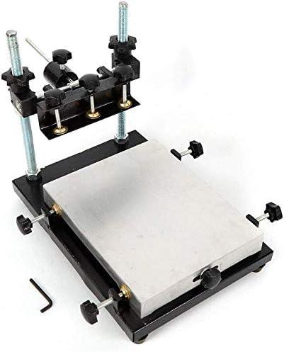 TYZXR Impresora de Pasta de Soldadura Manual Impresora de ...