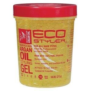 Eco Styler Moroccan Argan Oil Styling Gel (32 fl. oz.) (Best Eco Styler Gel For 4a Hair)