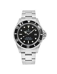 Rolex Sea-Dweller Automatic-self-Wind Male Watch 16600 (Certified Pre-Owned)