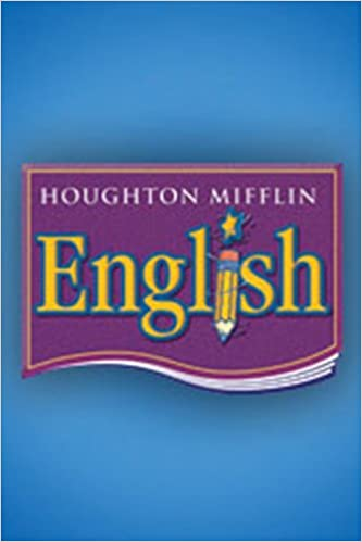 Houghton Mifflin English Student Edition Consumable Grade 2