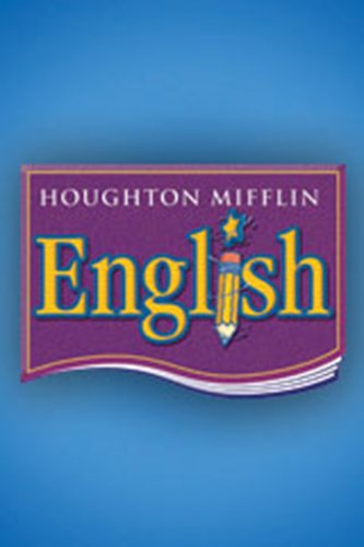 Houghton mifflin english level 3 student edition houghton mifflin houghton mifflin english level 3 student edition houghton mifflin 9780618611195 amazon books fandeluxe Gallery
