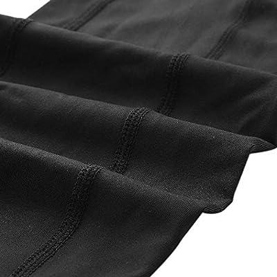 Adidome Women Breathable Yoga Pants,High Waist Workout Leggings Power Flex Running Pants Active Pants S-XL: Clothing