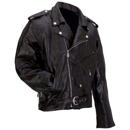 Genuine Leather Motorcycle Jackets - 5