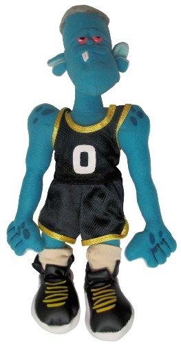 official photos 24ce6 0940d Amazon.com  Warner Bros Space Jam Tune Squad Monstars Blanko Plush Stuffed  Animal Doll - 12 Inches Tall  Toys   Games