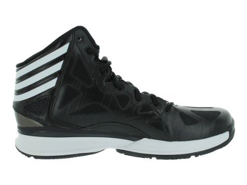 Adidas Heren` S Crazy Shadow 2 Basketbalschoen, 8.5, Zwart