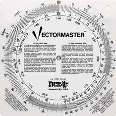 Weems & Plath Marine Navigation Vectormaster Circular Slide Rule and Navigation Tool by Weems & Plath